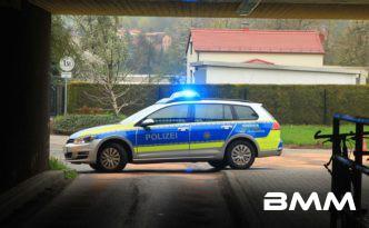 Polizei Unterführung