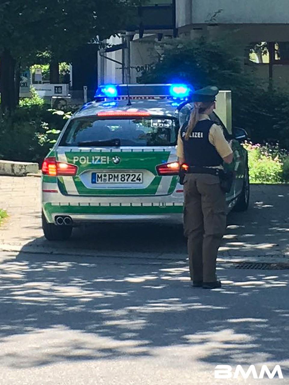 verletzte polizisten münchen